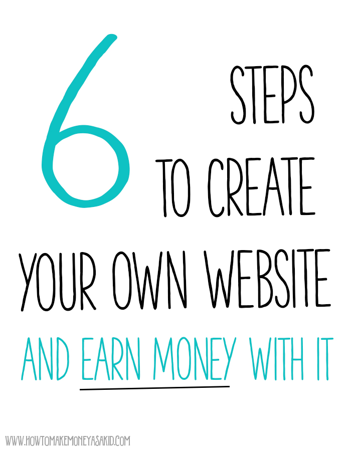 how to start a kid blog and earn money, how to start a blog, how to start a website, kid blog, how to make money online as a teen
