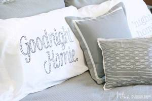 art and craft ideas pillows