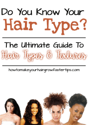 ultimate guide hair types