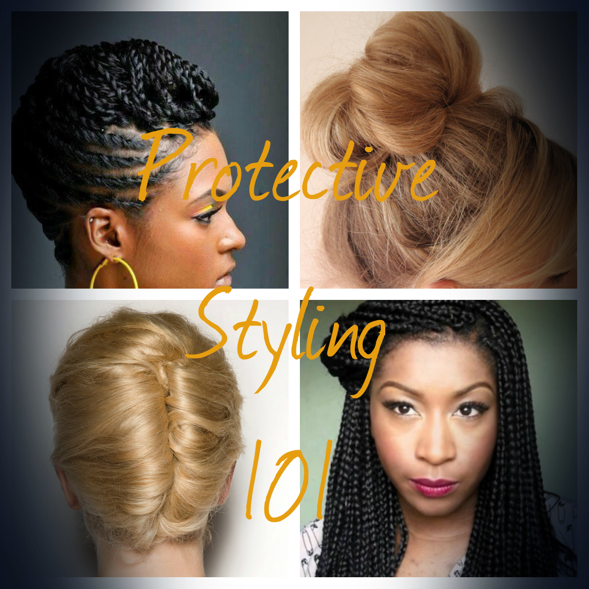 Protective Styling 101 The Best Hairstyles For Growing Longer