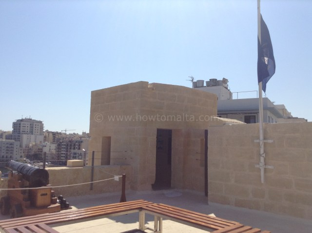 wignacourt tower malta