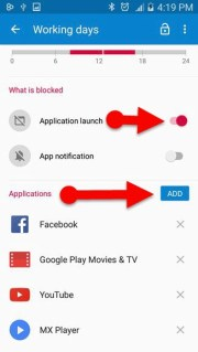 How to Block Apps on Android Phone or Tablet