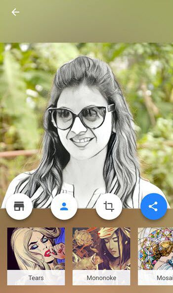 Prisma app android 2017