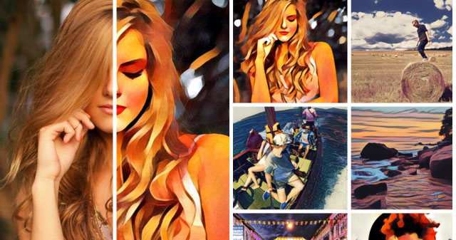 Prisma Artwork App, Prisma Photo Editor App