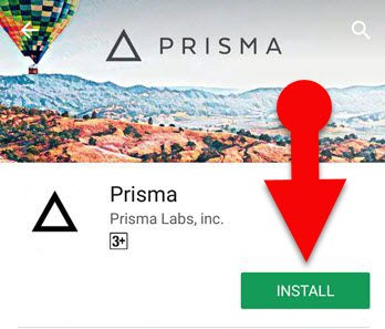 prisma app free download 2017
