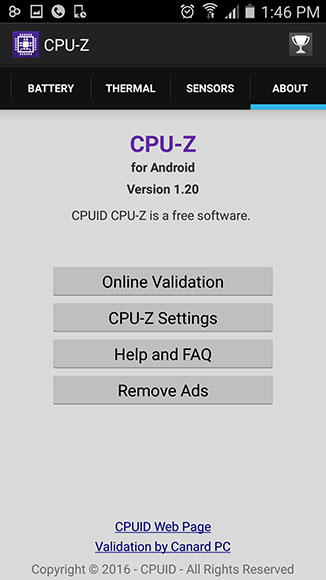 CPU-Z_Android_app_About