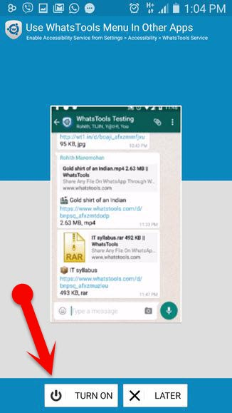 WhatsToos_Android_App