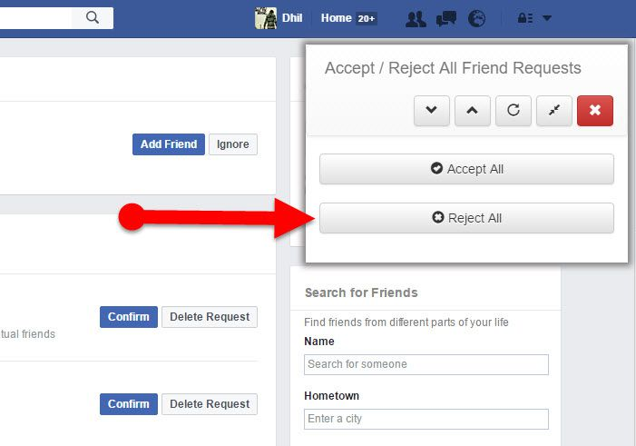 toolkit_for_facebook_rejec_all_pendingt_friend_requests