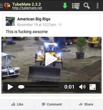 Facebook_Video_on_TubeMate