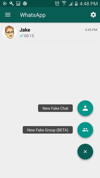 Fake_Chat_Conversation_app
