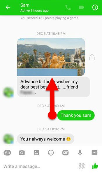 save_a_video_Facebook_from_messenger