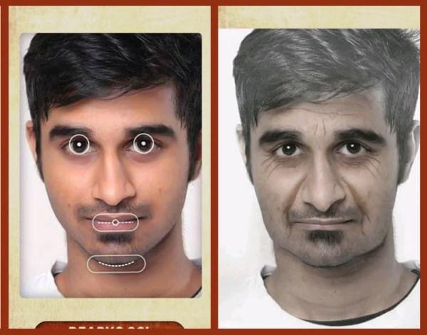 Age Progression App