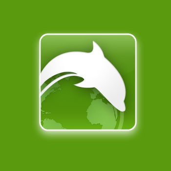 Dolphin web browser for Android, dolphin browser