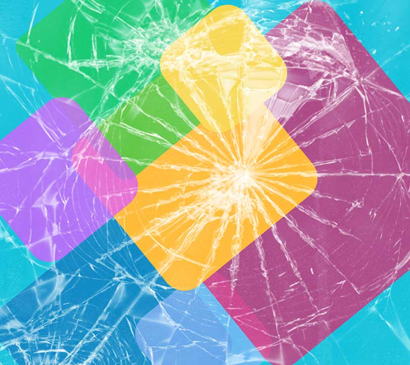 Broken Screen Wallpaper: 2017 (Android/iPhone/Windows PC