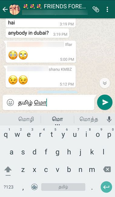 english to tamil transliteration keyboard app