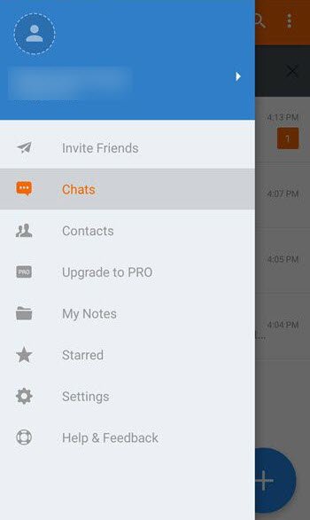 free voxer app for android