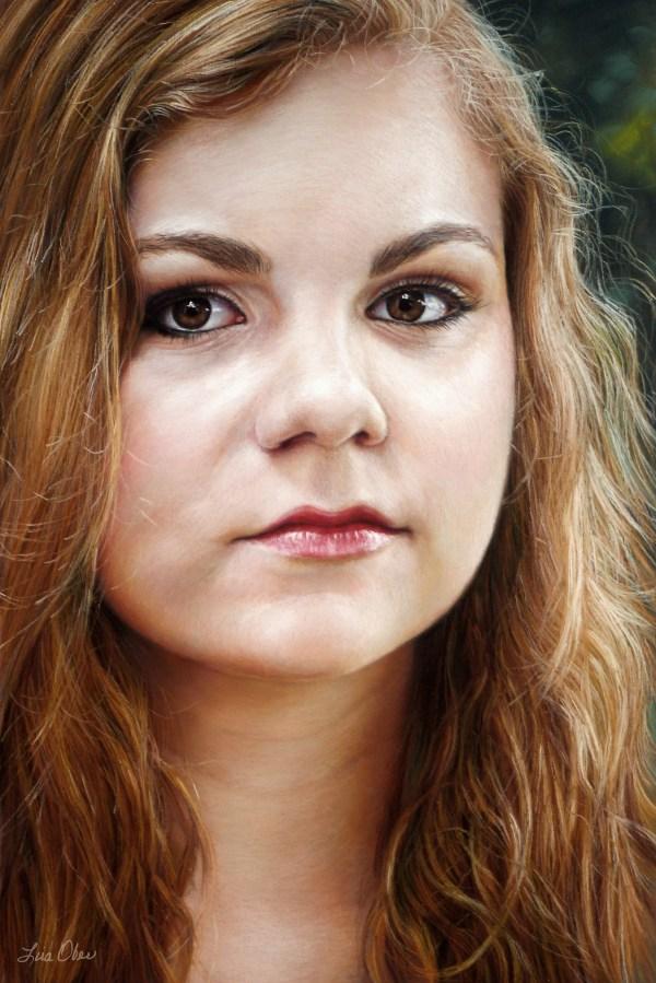 Lisa Ober Pastel Portraits
