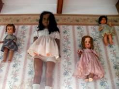 Trujillo toy museum dolls