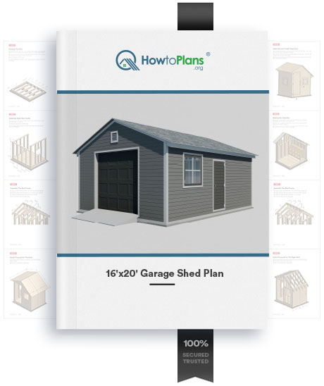 Shed Plans 16×20