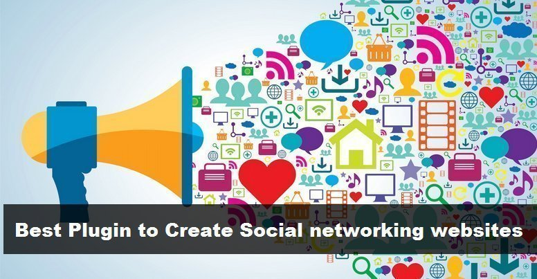 5 Best Plugin to Create Social networking websites on WordPress