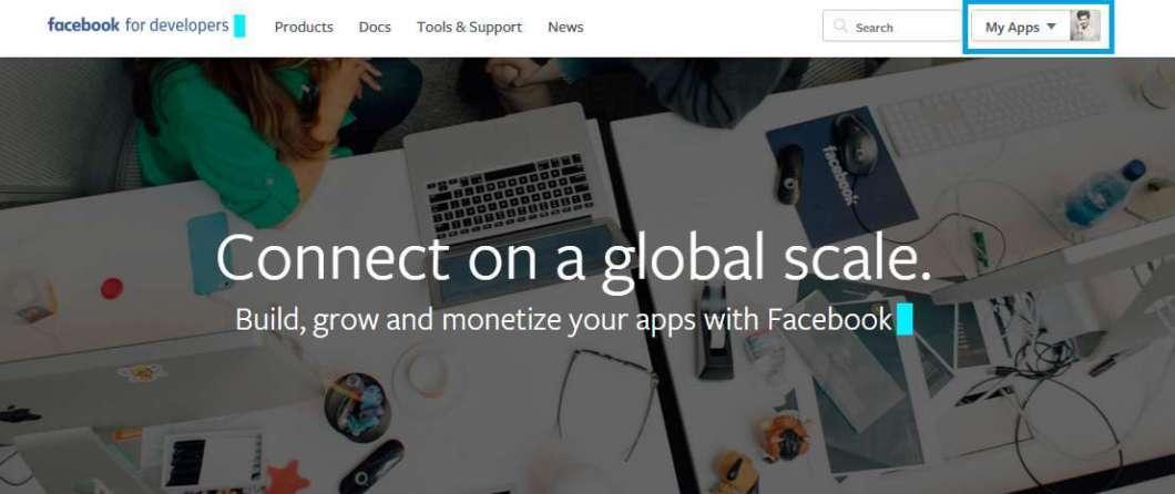 Add login with Facebook option in WordPress