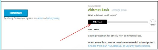 How to Setup Akismet anti-spam plugin