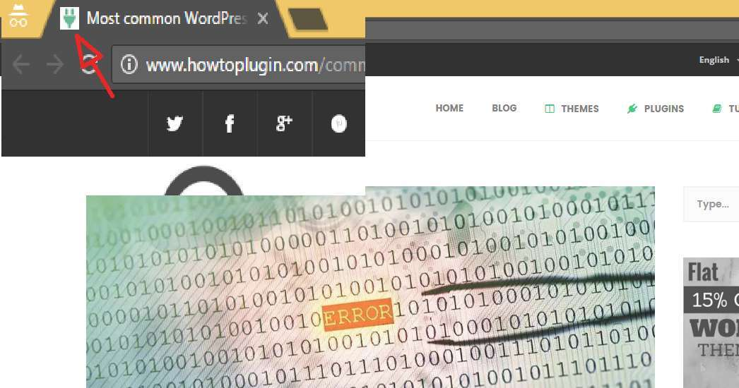 how to add favicon in wix