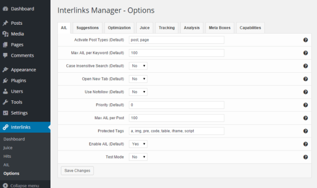 best Internal Link WordPress Plugins