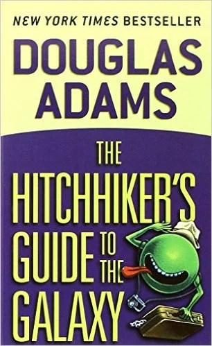 hitchhiker s guide to the galaxy reading order where to start with rh howtoread me A Monster Calls Book Cover Insurgent Book