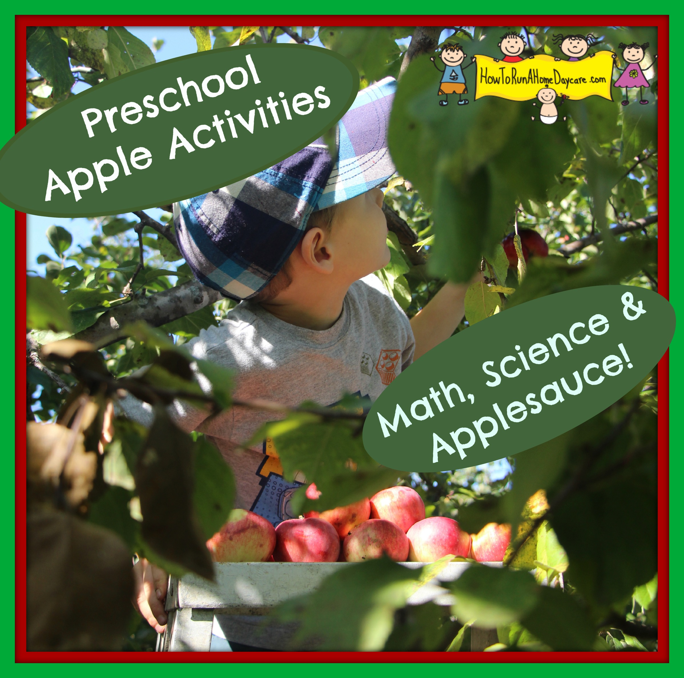 Preschool Apple Ideas Math Science Amp Baking