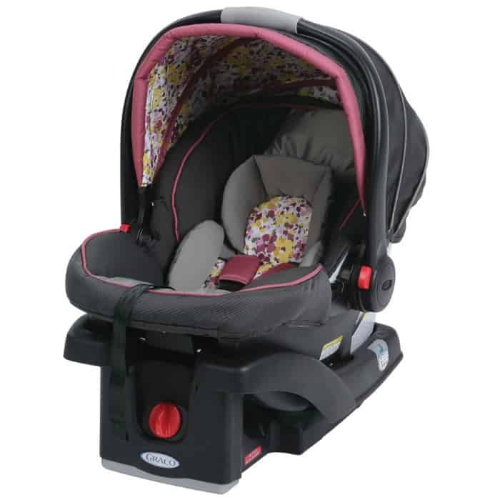 Graco SnugRide 35  HowToSAFETY Car Seat Safety