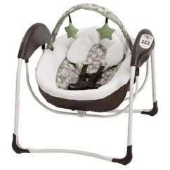 Graco Swing Chair Zebra Patio Covers Target Glider Lite Lx Gliding How To Safety Car Seat Sale