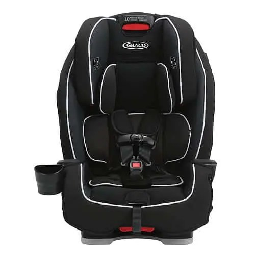 Graco Milestone  HowToSAFETY Car Seat Safety