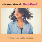 love locs natural hair collection
