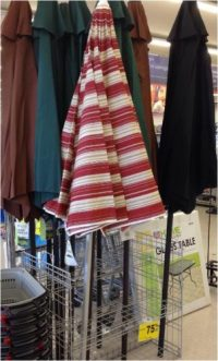 WOWZA!!! Patio Umbrellas just $12.49   How to Shop For ...