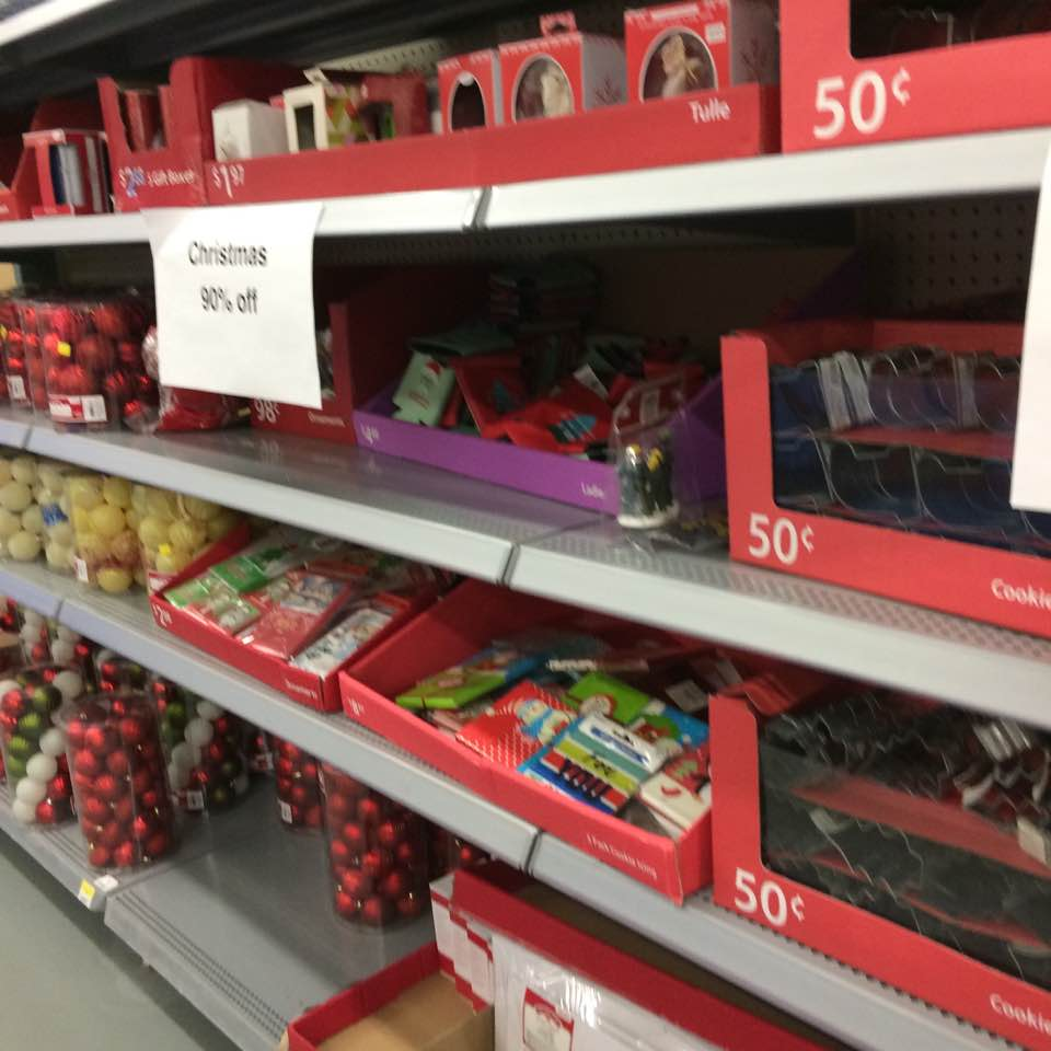 90 Off Christmas Clearance How To Shop For Free With