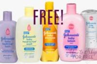 "Babies""R""Us GLITCH: FREE Johnson & Johnson baby products ..."