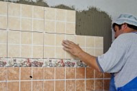 How to install wall tile | HowToSpecialist - How to Build ...