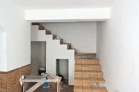 How to build concrete stairs