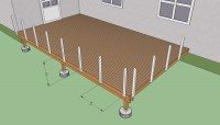 How to build a deck step by step | HowToSpecialist - How ...