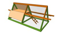 How to build a simple chicken coop | HowToSpecialist - How ...