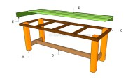 How to build a patio table | HowToSpecialist - How to ...
