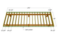 How to build a front porch