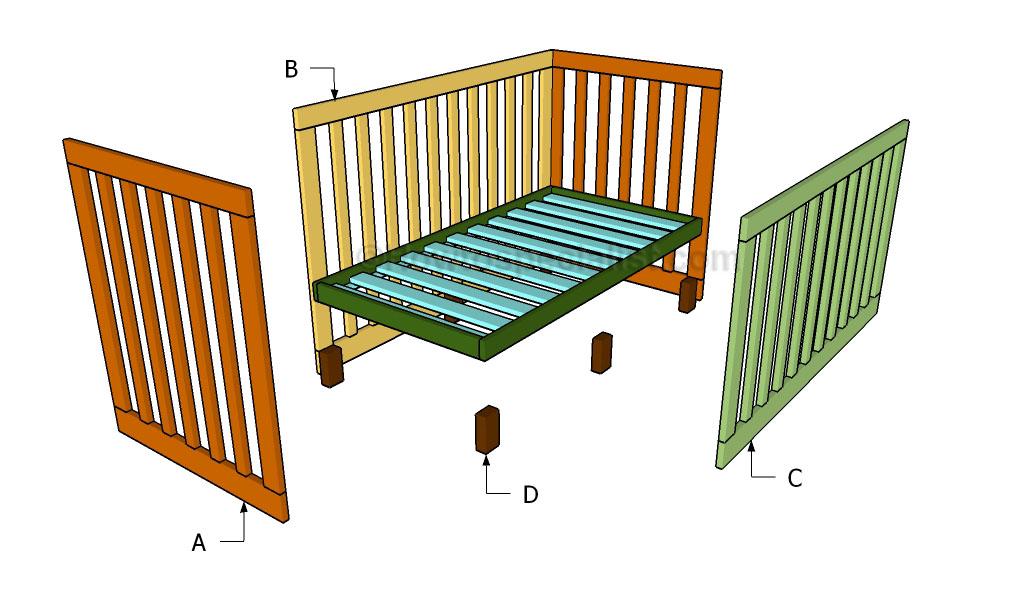 Diy Pallet Crib