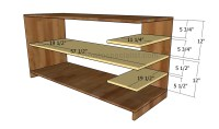 Corner desk plans | HowToSpecialist - How to Build, Step ...