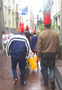 Kabouters in de rosse buurt