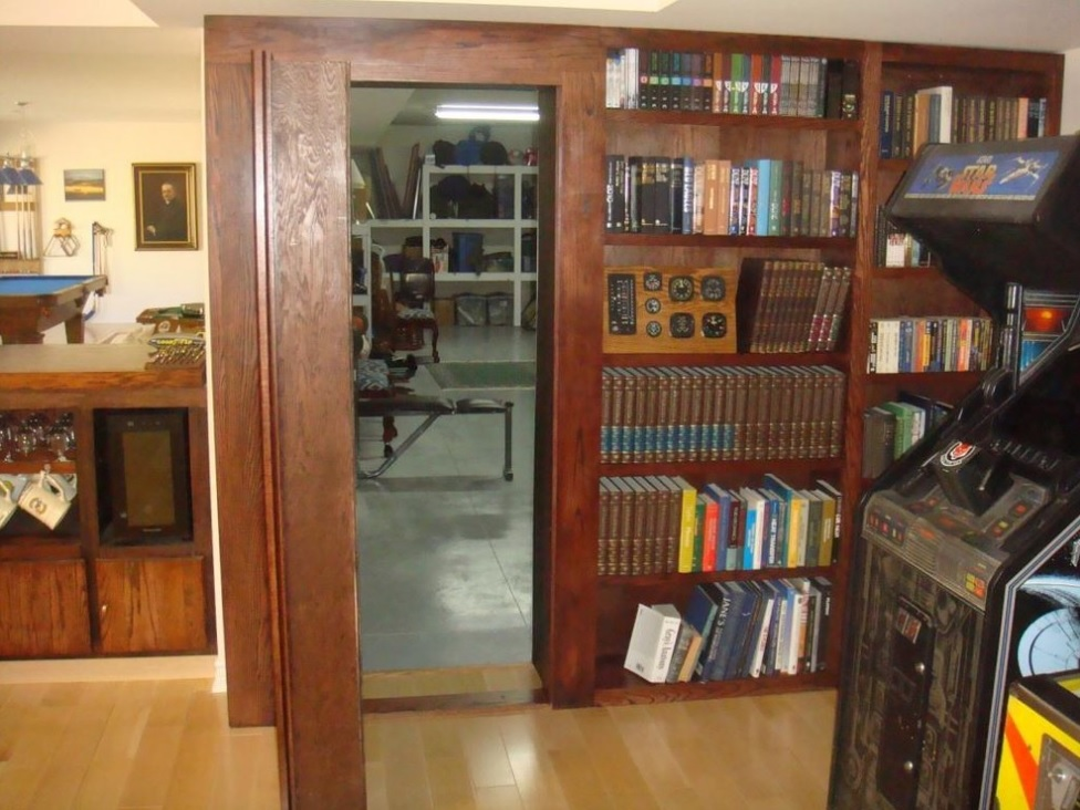 Hidden Rooms 4 Reasons to Include a Secret Room in Your