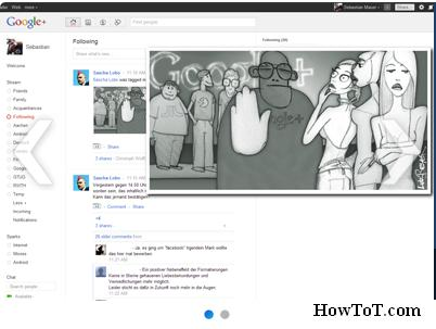 How to Zoom or Enlarge Images In Google+