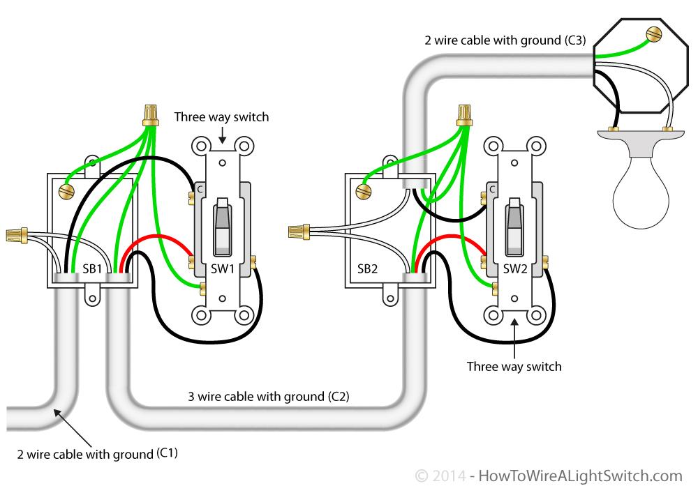 Wiring A 3 Way Switch With One Light Nilzanet – Three Way Switch Wiring Diagrams One Light