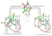 3 Way Switch | How to wire a light switch